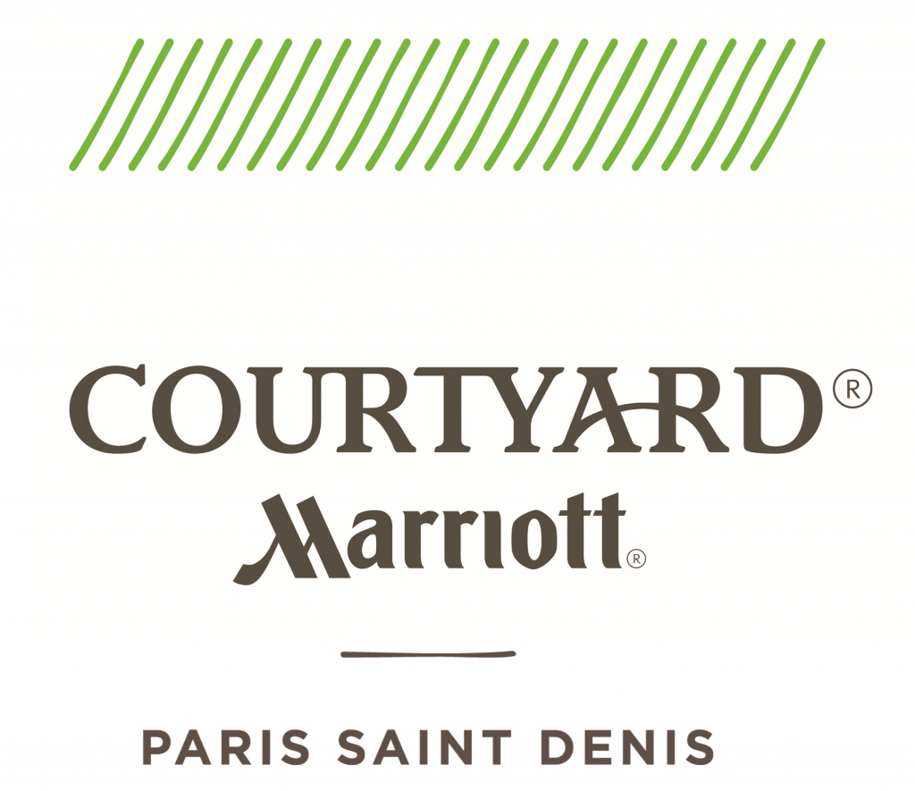 logo courtyard paris saint-denis 2016